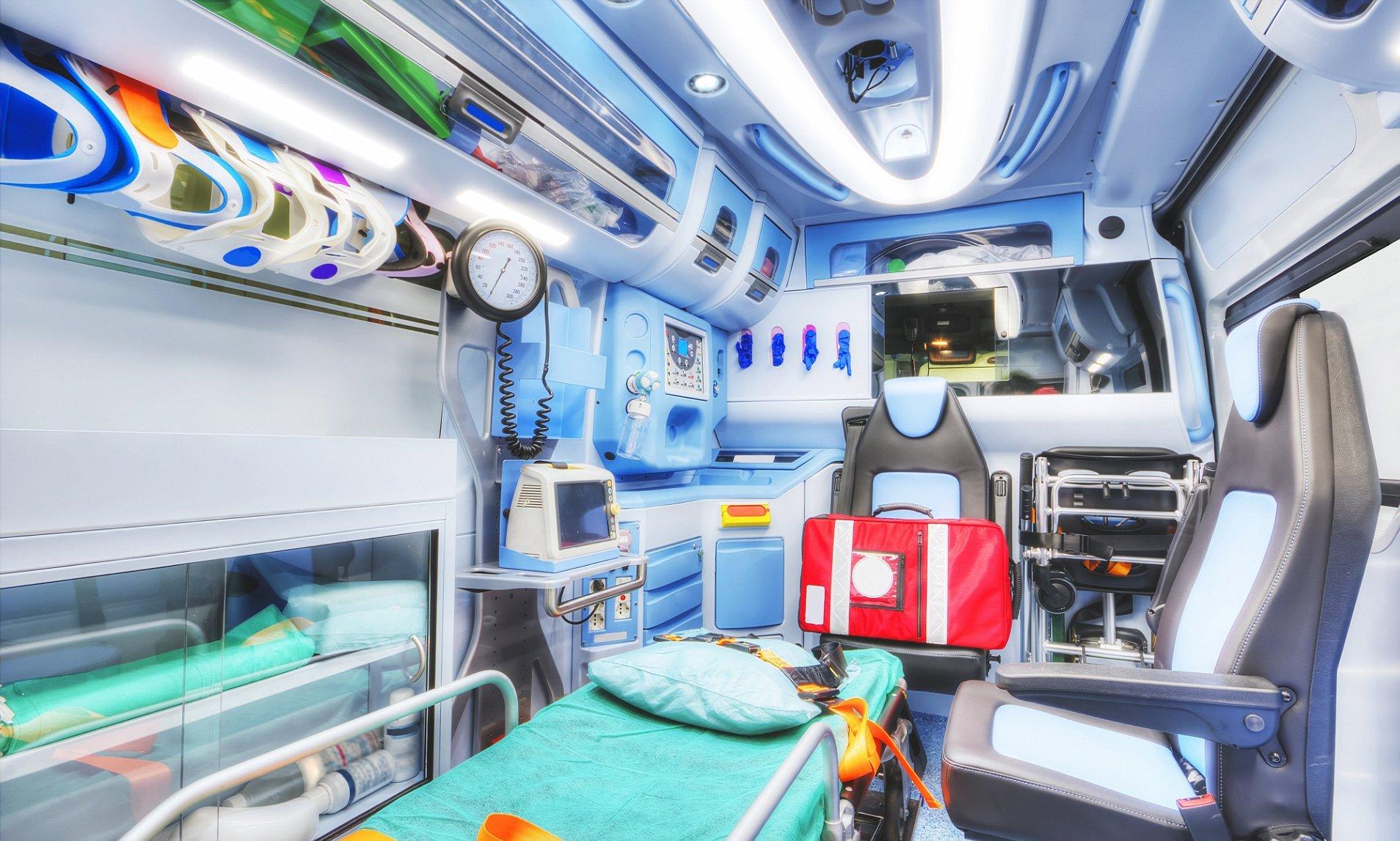 Ambulância Particular SP