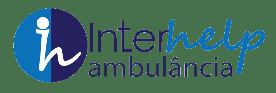 Interhelp ambulância - logotipo