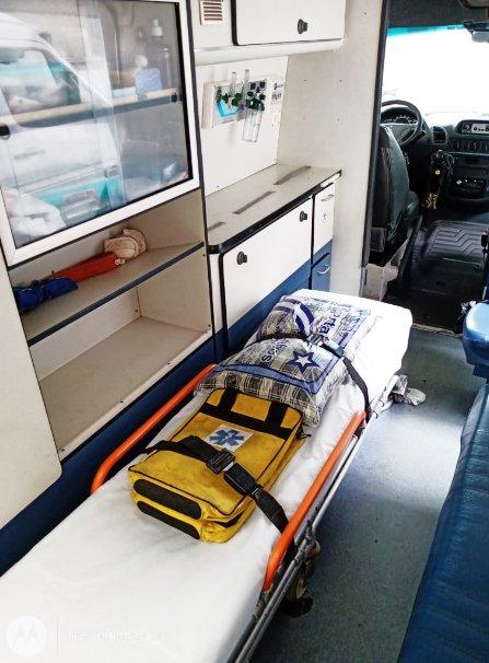ambulância particular imagem interna