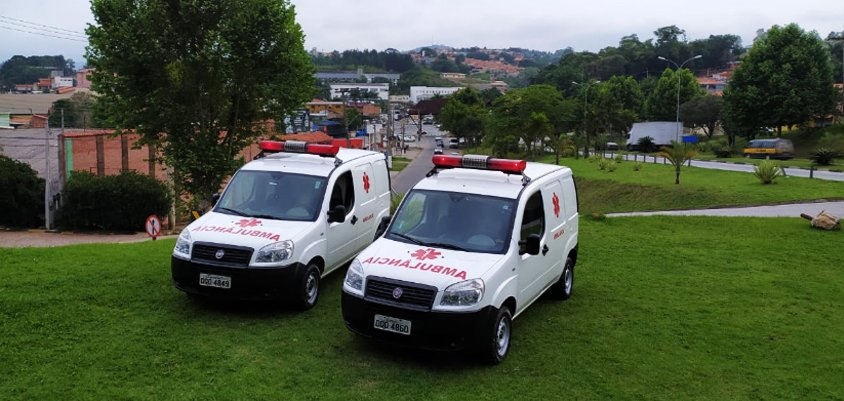 Ambulâncias da Interhelp ambulância no ABC